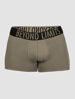 Beyond Limits Bokserit Moonwalker khakiruskea