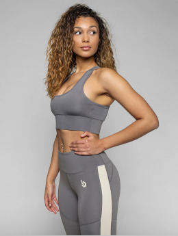 Beyond Limits Sports Bra Pure  grey