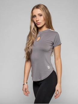 Beyond Limits T-Shirt Statement  gris