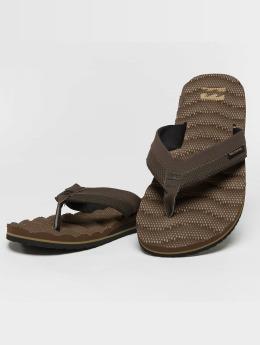 Billabong Claquettes & Sandales Dunes Impact brun