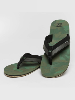 Billabong Claquettes & Sandales All Day Impact Print camouflage