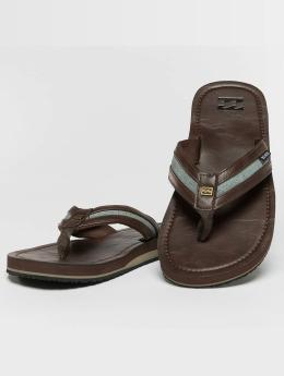 Billabong Sandály Seaway  hnědý