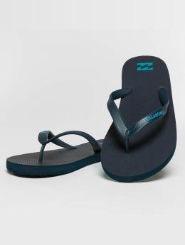 Billabong Sandály Tides Solid modrý