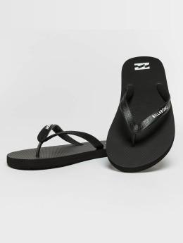 Billabong Männer Sandalen Tides Solid in schwarz