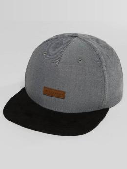 Billabong snapback cap Oxford grijs