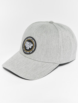 Billabong snapback cap Walled grijs