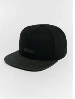 Billabong Snapback Caps Oxford čern