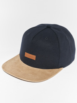Billabong Snapback Caps Oxford blå