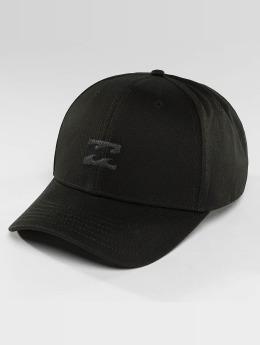 Billabong Snapback Caps Emblem czarny