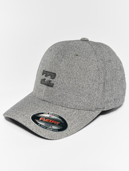 Billabong Snapback Caps All Day harmaa