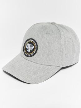 Billabong Snapback Caps Walled harmaa