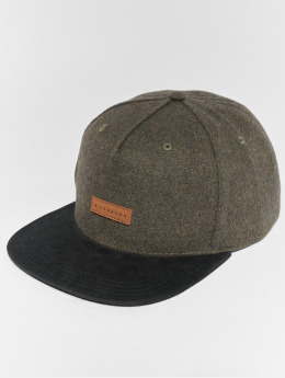 Billabong Snapback Caps Oxford olivový