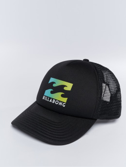 Billabong Trucker Caps Podium czarny