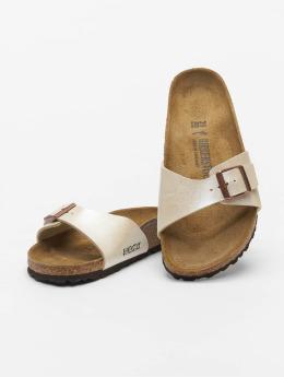 Birkenstock Badesko/sandaler Madrid BF hvit