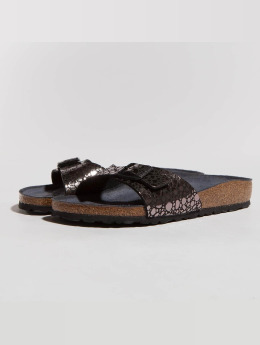 Birkenstock Sandaalit Madrid BF Metallic Stones musta