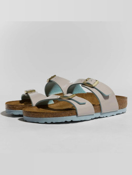 Birkenstock Sandals Sydney BF Patent Two Tone gray