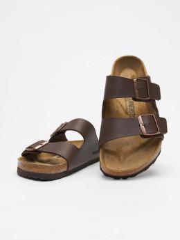 Birkenstock Slipper/Sandaal Arizona BF bruin