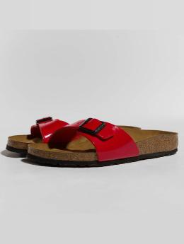 Birkenstock Slipper/Sandaal Madrid BF rood