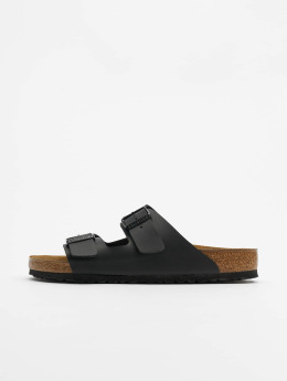 Birkenstock / Slipper/Sandaal Arizona BF in zwart