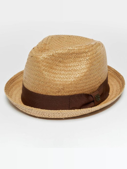 Brixton hoed Castor beige