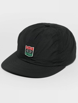Brixton snapback cap United zwart
