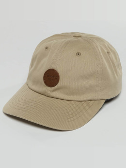 Brixton Snapback Caps Wheeler Mp khaki