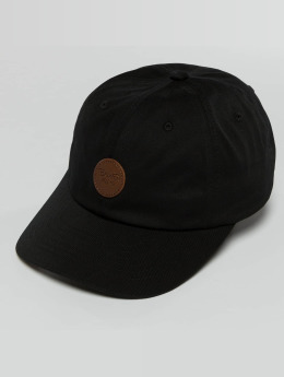 Brixton Snapback Caps Wheeler Mp musta