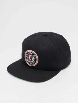 Brixton Snapback Caps Rival  svart