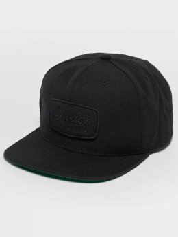 Brixton Snapback Caps Jolt svart