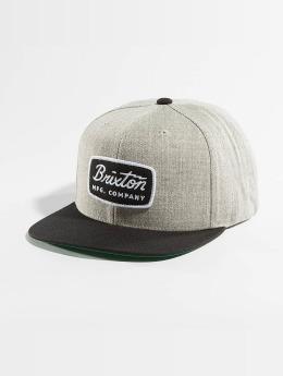 Brixton Snapbackkeps Jolt grå