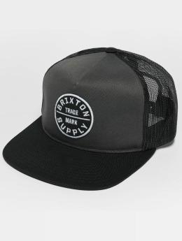 Brixton Trucker Cap Oath III grigio