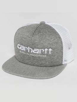 Carhartt WIP Кепка тракер Siena серый