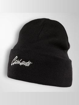 Carhartt WIP шляпа Stray Script черный
