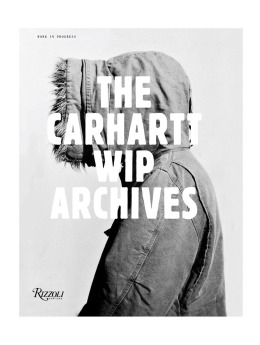 Carhartt WIP Accessoire Archives Book bunt