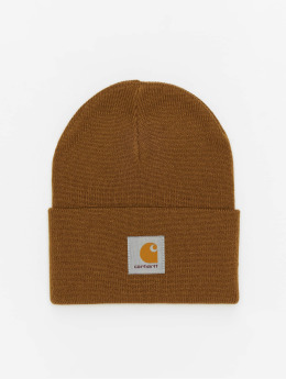 Carhartt WIP Beanie Acrylic Watch marrón