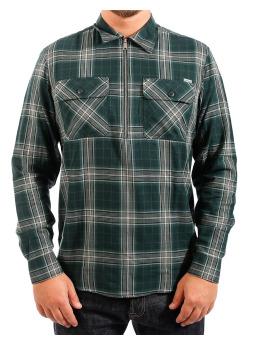 Carhartt WIP Hemd LS Portland grün