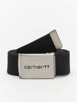 Carhartt WIP Opasky Clip Belt èierna