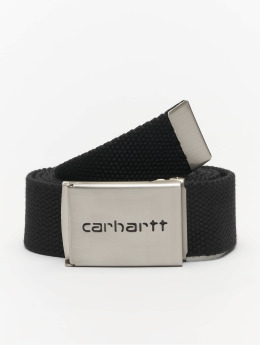 Carhartt WIP Paski Clip Belt czarny