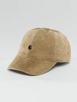 Carhartt WIP Snapback Cap Madison Logo Cord beige