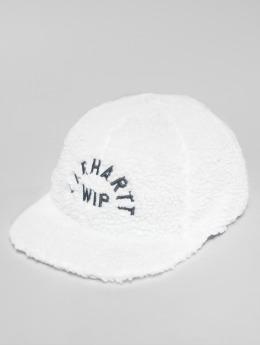 Carhartt WIP Snapback Caps Pile bialy