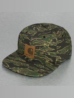 Carhartt WIP Snapback Caps Logo Canvas camouflage