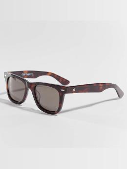 Carhartt WIP Sonnenbrille Fanton braun