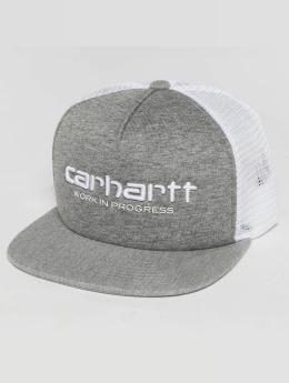 Carhartt WIP Trucker Cap Siena grau