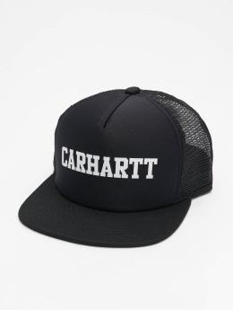 Carhartt WIP Truckerkeps College svart