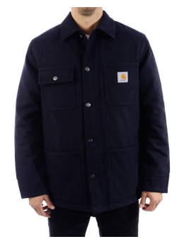 Carhartt WIP Winterjacke Michigan blau