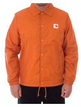 Carhartt WIP Winterjacke Sports Coach orange