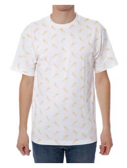 Carrots T-Shirt All Over weiß