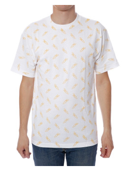 Carrots T-Shirty All Over bialy