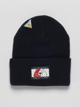 Cayler & Sons Beanie First blau