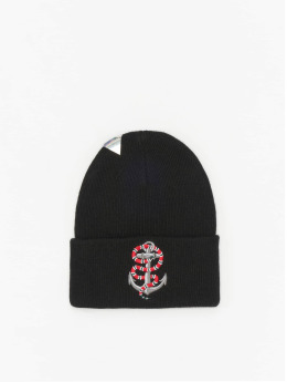 Cayler & Sons Beanie Anchored schwarz
